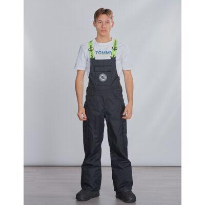 DC, BANSHEE YTH BIB, Sort, Overtræksbukser/Skalbukser till Dreng, 12 år - Børnetøj - DC