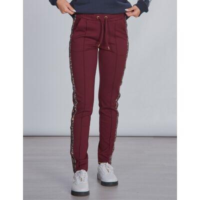 Garcia, Pants, Rød, Bukser till Pige, 164 cm - Børnetøj - Garcia