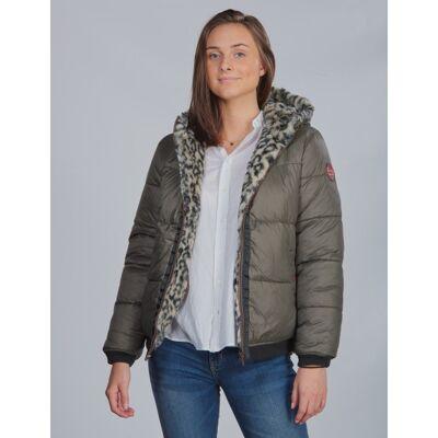 Garcia, Outdoor jacket, Multi, Jakker/Fleece/Veste till Pige, 164-170 cm - Børnetøj - Garcia