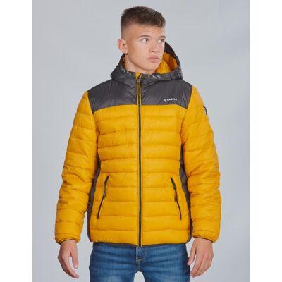 Garcia, Outdoor jacket, Gul, Jakker/Fleece/Veste till Dreng, 176 cm - Børnetøj - Garcia