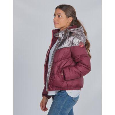 Garcia, Outdoor jacket, Rød, Jakker/Fleece/Veste till Pige, 176 cm - Børnetøj - Garcia