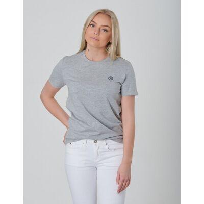 Henri Lloyd, Radar T-Shirt, Grå, T-shirt/toppe till Pige, 8-9 år - Børnetøj - Henri Lloyd