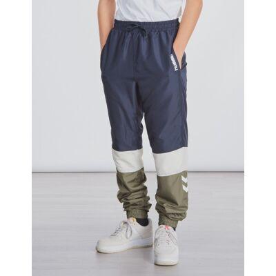 Hummel, hmlSNOOP PANTS, Multi, Bukser till Dreng, 140 cm - Børnetøj - Hummel