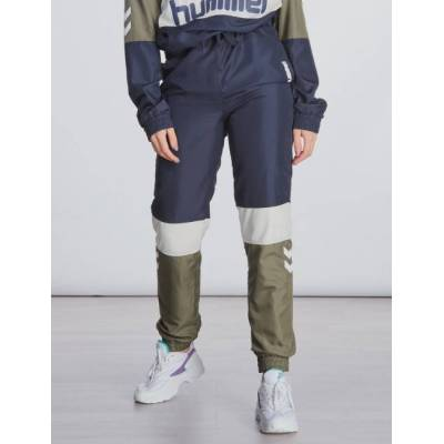 Hummel, hmlSNOOP PANTS, Multi, Bukser till Pige, 140 cm - Børnetøj - Hummel