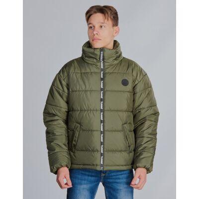 Hummel, NORTH JACKET, Grøn, Jakker/Fleece/Veste till Dreng, 140 cm - Børnetøj - Hummel