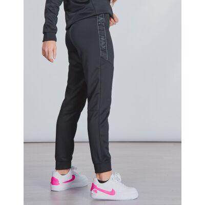 Nike, NSW AIR MAX PANT, Sort, Bukser till Pige, M - Børnetøj - Nike