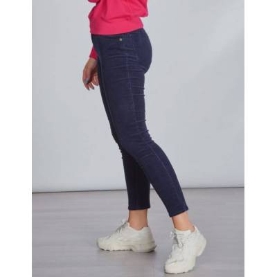Ralph Lauren, SKINNY CORD-BOTTOMS-PANT, Blå, Bukser till Pige, Size 10 - Børnetøj - Ralph Lauren