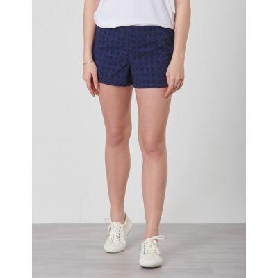 Ralph Lauren, EYELET SHORT-BOTTOMS-SHORT, Blå, Shorts till Pige, Size 16 - Børnetøj - Ralph Lauren