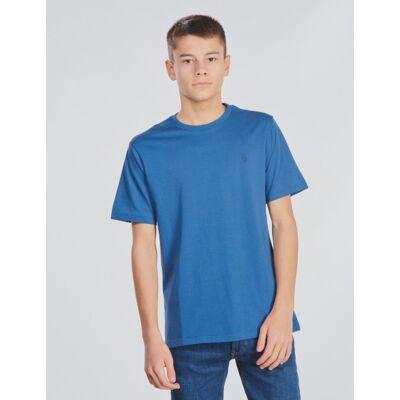 Ralph Lauren, CN-TOPS-T-SHIRT, Blå, T-shirt/toppe till Dreng, M - Børnetøj - Ralph Lauren
