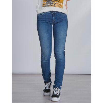 Replay, Hyperflex pants, Blå, Jeans till Pige, 14 år - Børnetøj - Replay