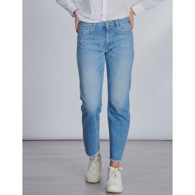 Replay, Pants, Blå, Jeans till Pige, 12 år - Børnetøj - Replay