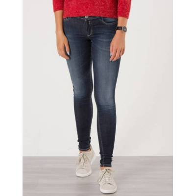 Replay, Hyperflex Skinny Fit Jeans, Blå, Jeans till Pige, 14 år - Børnetøj - Replay