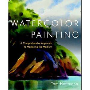 Tom Hoffmann Watercolor Painting