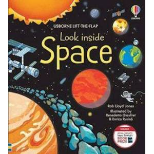 Rob Lloyd Jones Look Inside Space