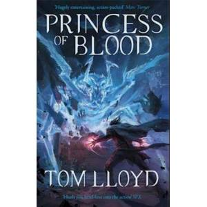 Tom Lloyd Princess of Blood