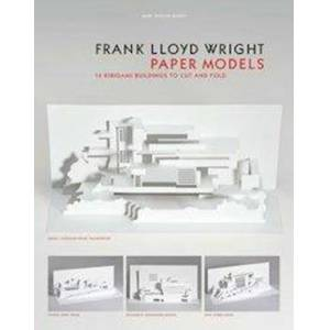 Marc Hagan-guirey Frank Lloyd Wright Paper Models