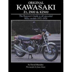 David Marsden Original Kawasaki Z1, Z900 and KZ900