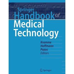 Klaus-peter Hoffmann Springer Handbook of Medical Technology