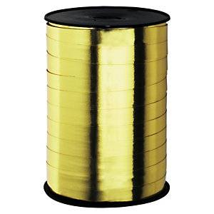 Gavebånd med metallic finish - Sølv