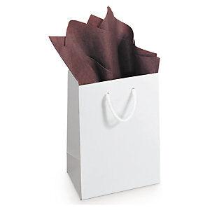 Silkepapir Chokolade 18gm² - 50x75cm