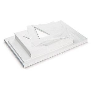 Silkepapir Hvid 22 gm² - 65x100cm