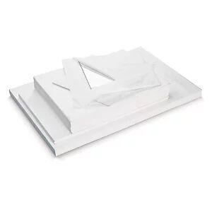 Silkepapir Hvid 22 gm² - 65x50cm