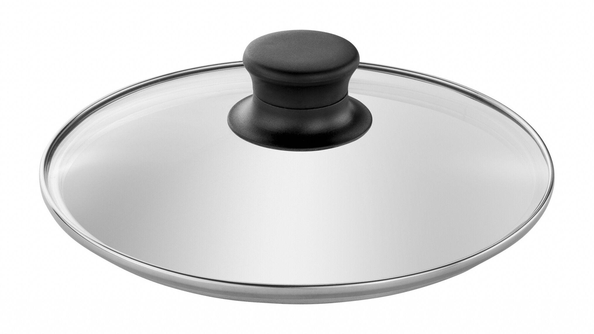ZWILLING Glaslåg 22 cm, EcoQuick trykkogere