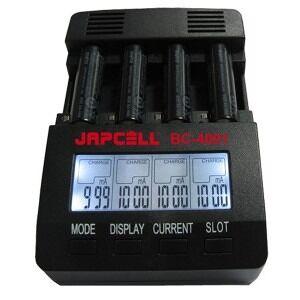 JAPCELL BC-4001 batterilader