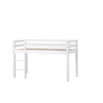 Hoppekids Halvhøj seng, 160 cm - Hoppekids - Babymøbler - Hoppekids