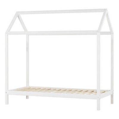 Hoppekids Husseng Basic, 200 cm Hvid - Hoppekids - Babymøbler - Hoppekids