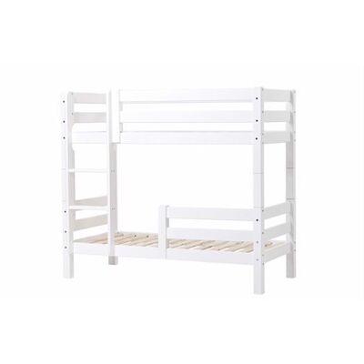Hoppekids Køjeseng delbar m. 1/2 sengehest 70x160 cm, Premium - Hoppekids - Babymøbler - Hoppekids