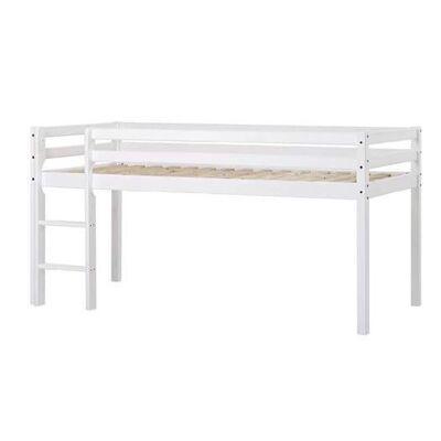 Hoppekids Halvhøj seng, 200 cm - Hoppekids - Babymøbler - Hoppekids