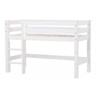 Hoppekids Halvhøj seng delbar, Premium - Hoppekids VÆLG STØRRELSE - Babymøbler - Hoppekids