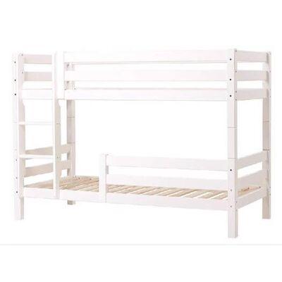 Hoppekids Køjeseng delbar m. 1/2 sengehest 90x200 cm, Premium - Hoppekids - Babymøbler - Hoppekids