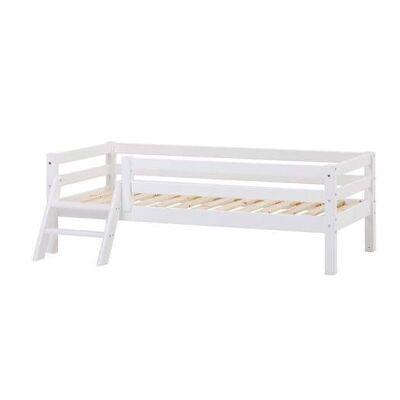 Hoppekids Sofaseng med sengehest & trappe 160 cm - Hoppekids - Babymøbler - Hoppekids
