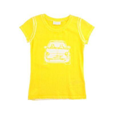 FIAT 500 T-shirt Girl 3-8 years - Børnetøj - FIAT 500
