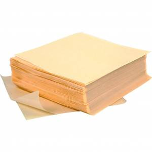 Nabbi Selvklæbende ark, str. 15x15 cm, transparent, 160ark