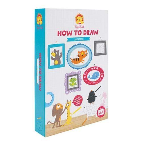 Dyr, lær at tegne