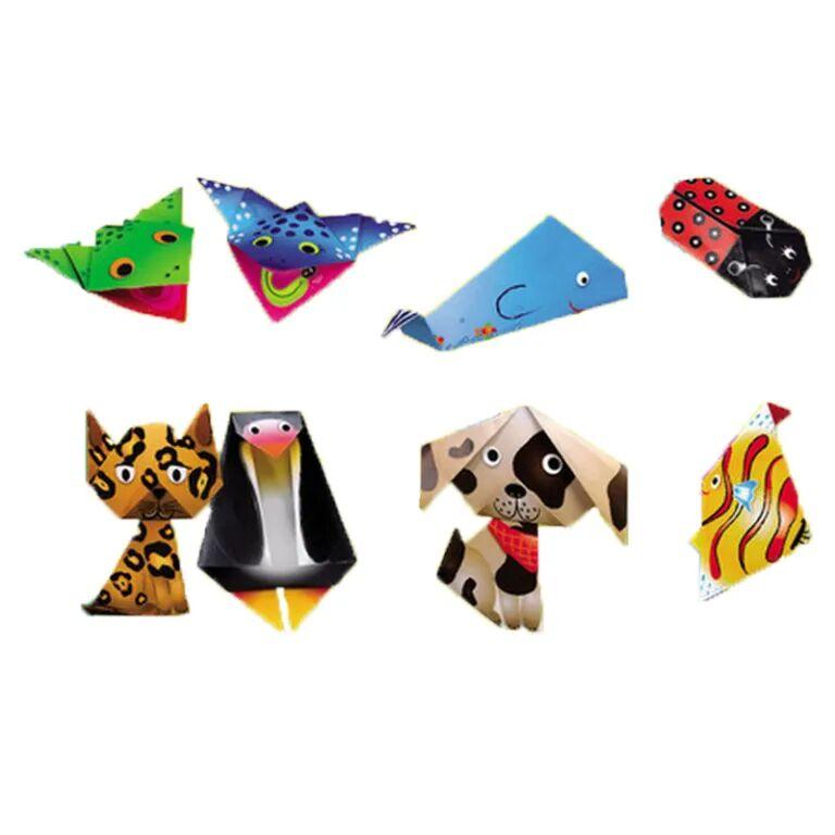 Foldedyr, origami