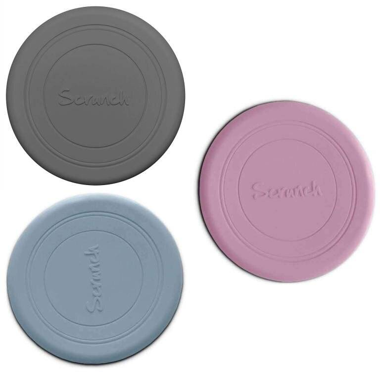 Frisbee, scrunch
