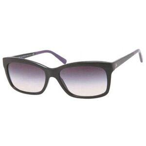 Ralph Lauren RL8093 Solbriller Black 56