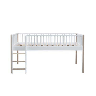 ILVA Villads Halvhøj seng - Babymøbler - ILVA
