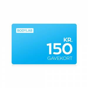 Bodylab Gavekort - 150 kr.