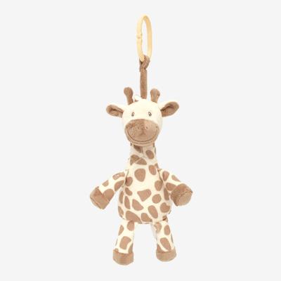My Teddy clip on - Giraf - Baby Spisetid - My teddy