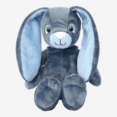 My Teddy bamse - Blå kanin - Baby Spisetid - My teddy
