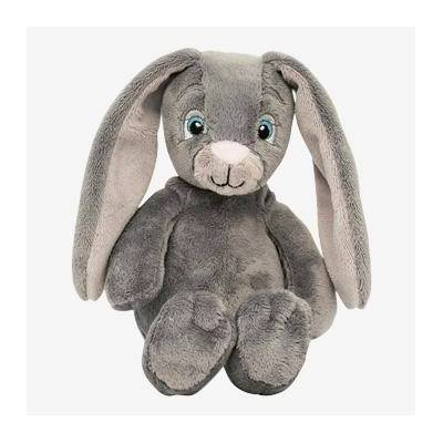 My Teddy bamse, stor - Grå kanin - Baby Spisetid - My teddy