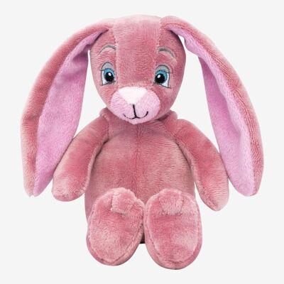 My Teddy bamse - Rosa kanin - Baby Spisetid - My teddy