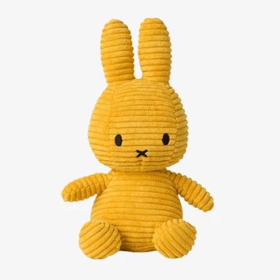 Miffy bamse - Gul - Baby Spisetid - Miffy