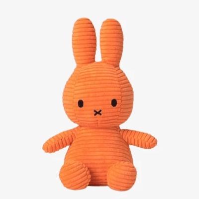 Miffy bamse - Orange - Baby Spisetid - Miffy