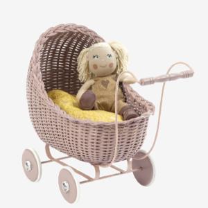 Smallstuff Dukkevogn - Rosa